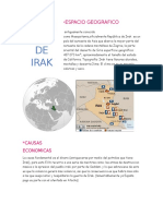 Conflicto de Irak