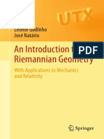 An Introduction to Riemannian Geometry.pdf