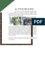 Arequipa y El Día de Todos Los Santos