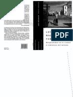 Wacquant, Loic . Parias Urbanos. Marginalidad en La Ciudad.pdf