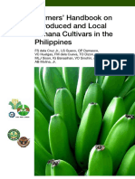 Farmers' Handbook on Introduced and Local Banana Cultivars in the Philippines