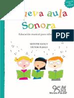 Sanuy y Pliego Nueva Aula Sonora
