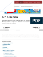 6.7. Resumen