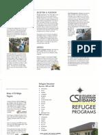 refugee center