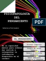 Patologia Del Pensamiento