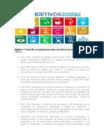 Agenda 2030 version resumida