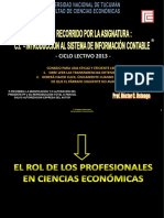 Un Recorrido Por ISIC- Actualizada Al 2013
