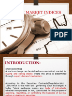 Stock Mkt Indices