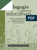 1_Pedagogía y Prácticas Educativas(2008) Fernández Rincón, Pérez,García Pelayo
