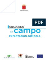 Cuaderno de Campo Agricultura