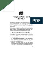 Langsung Praktik Macro Excel Siap Pakai
