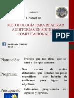 Unidad 4 Metodologia ASC 2017
