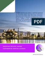 Techfinix Engineering - Detail Engineering Catalogue