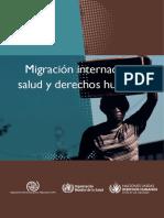 Migracion y Ddhh