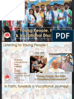 Youth, Faith and Vocational Discernment_ Synod 2018_ Fr. Glenford Lowe sdb