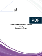 SAS Scheduling a Meeting Using SAS QRG V5-0