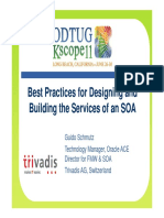 Guido Schmutz Best Practices for Designing and Building the Services of an SOA