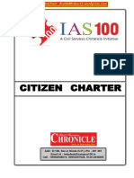 Citizen's Charter[Shashidthakur23.Wordpress.com]