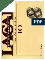 Lo Que Entra Por La Oreja - El Seminario 10. La Angustia [Jacques Lacan] (1)