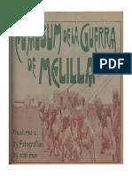 El Album de La Guerra de Melilla Cuaderno 3