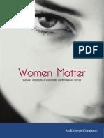 Women Matter Oct2007 English