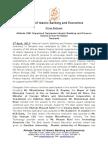 AlHuda CIBE - Press release of NIBFA