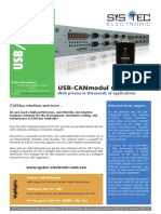 USB CANmodul Series