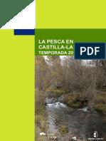 Folleto Orden de Vedas Pesca Castilla La Mancha 2017