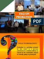 FAQ Probation