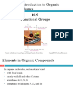 CH 10 5 Functional Groups