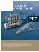 Injection Technology for Marine Diesel Engines Mechanical