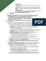 IV Fluids Antidotes