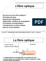 CNAM Transmission Fibre Optique