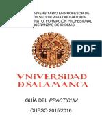 00 Guía Del Practicum 2015-2016