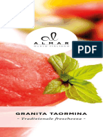3 Granite Almar Menu
