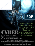 Cyber Magazine First Issue