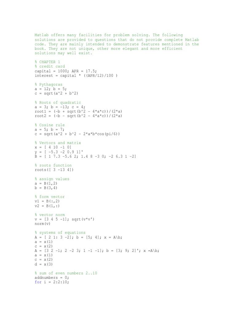 Book solutions sine eigenvalues and eigenvectors fandeluxe Image collections
