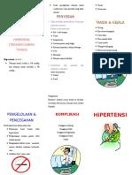 Leaflet-hipertensi PKM CM