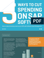 5Ways to Cut Spending on SAP Software en Aug