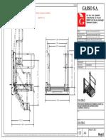 Gasso 3 Step Folding Stairs SMV08x3
