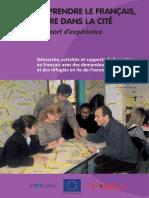 Cimade 2008 - Apprendre le français, vivre dans la cité