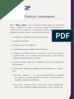 Entidades Publicas