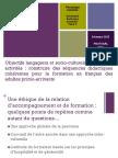 Construire des séquences didactiques cohérentes pour la formation en français des adultes primo-arrivants