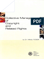 Collective Management of Copyrights and RELATED Rights