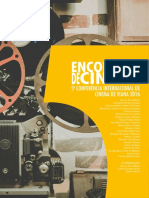 5ª Conferencia de Cinema de Viana Do Castelo 2016 - Livro