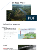 surface water ppt pdf