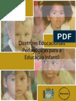 Diretrizes Educacionais Pedagógicas Para Educação Infantil 2010