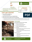 how-to test soil drainage