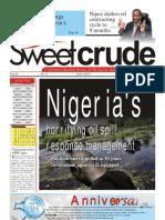 Sweet Crude July