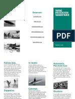 warefare history project